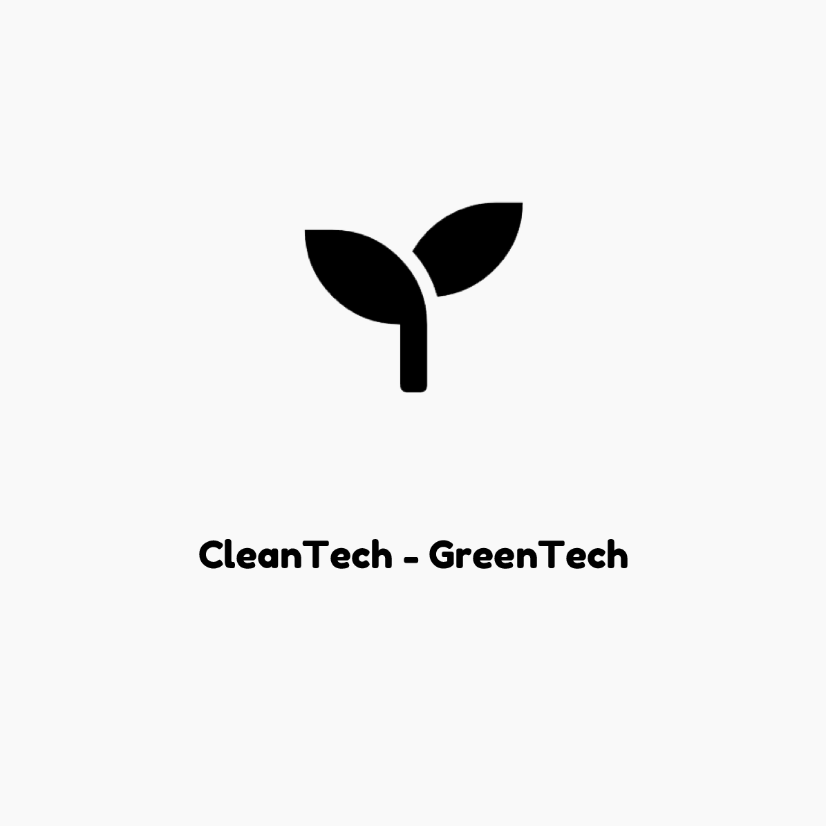 CleanTech-GreenTech