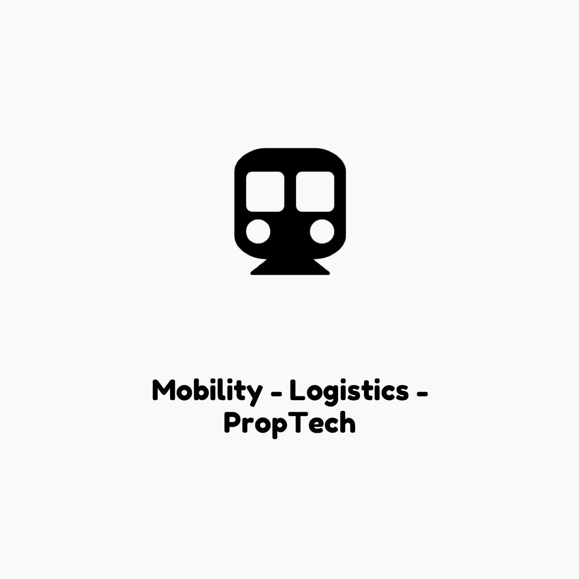 Mobility Logistics PropTech