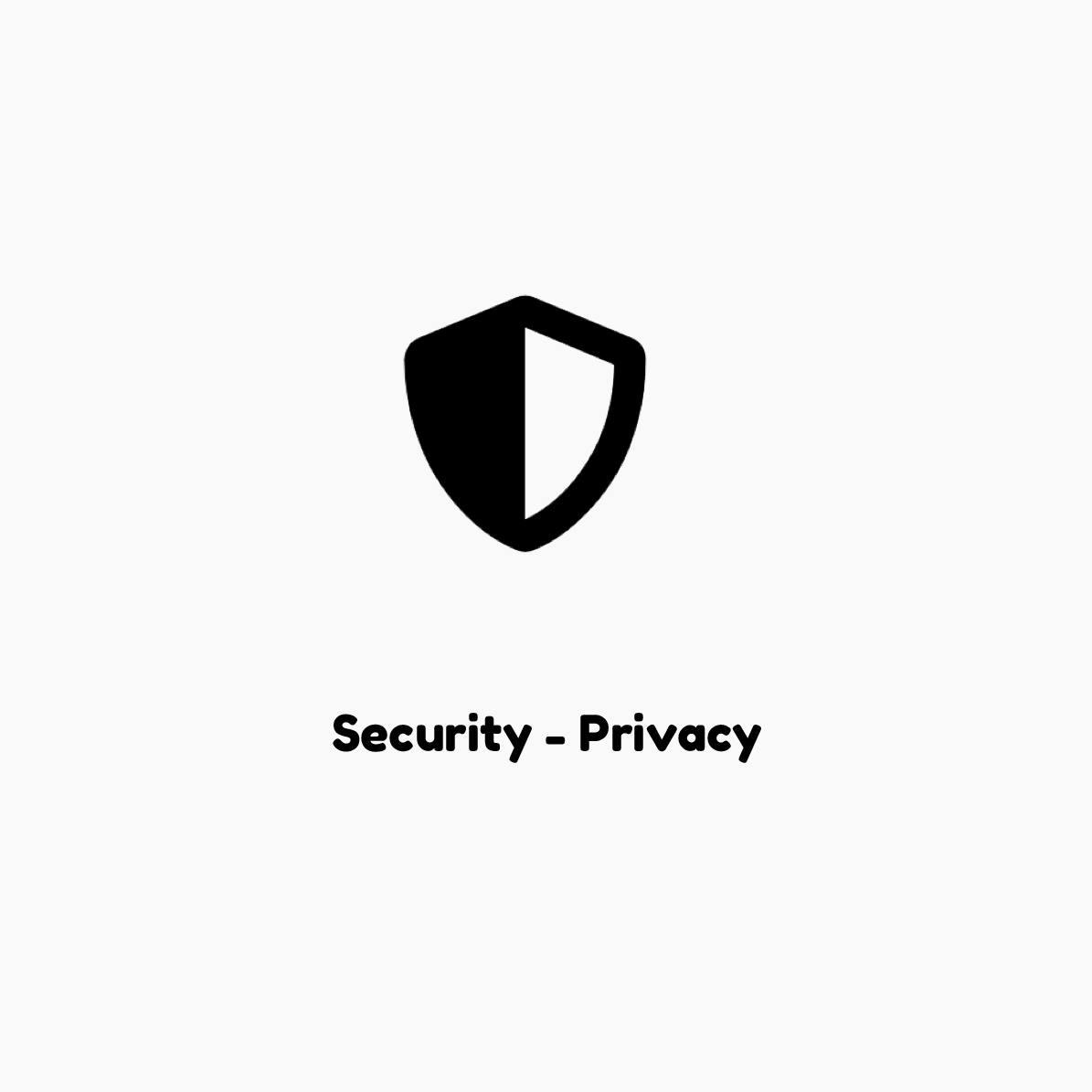 Security-Privacy