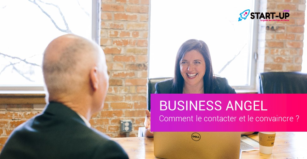 business angel contacter et convaincre