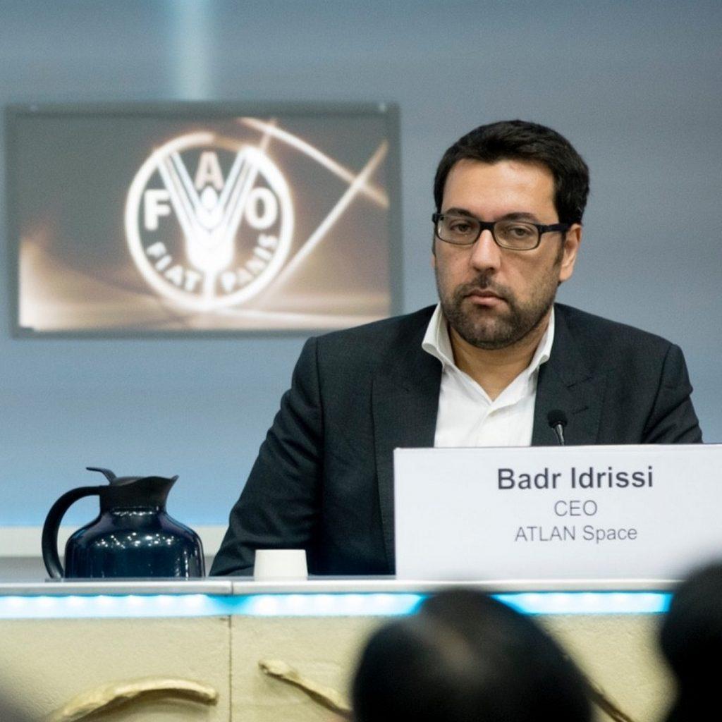 Badr Idrissi-ATLAN SPACE