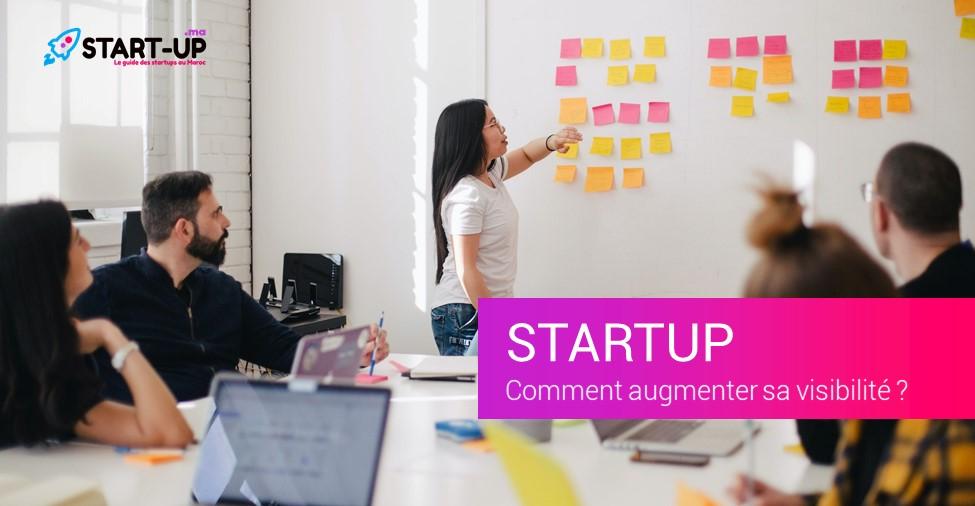 Visibilité Startup