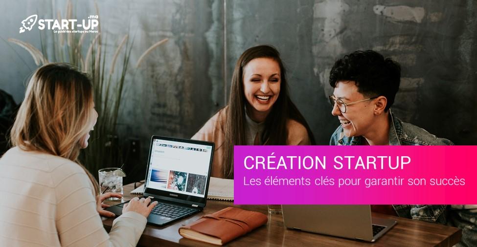 succès start-up