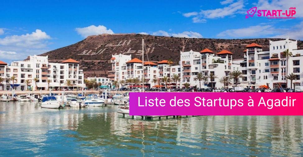 Startups à Agadir
