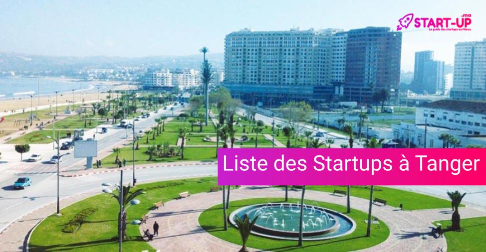 Liste des Startups à Tanger