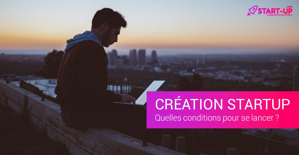 Condition création Startup
