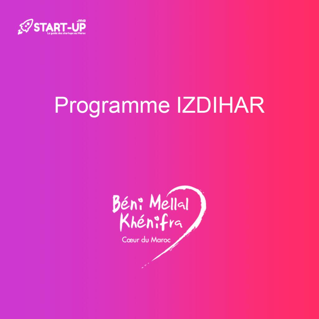 Programme IZDIHAR
