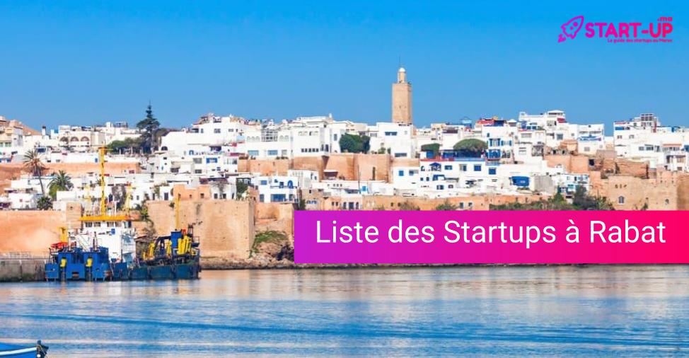 Startups à Rabat
