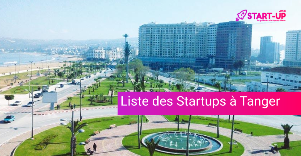 Startups à Tanger