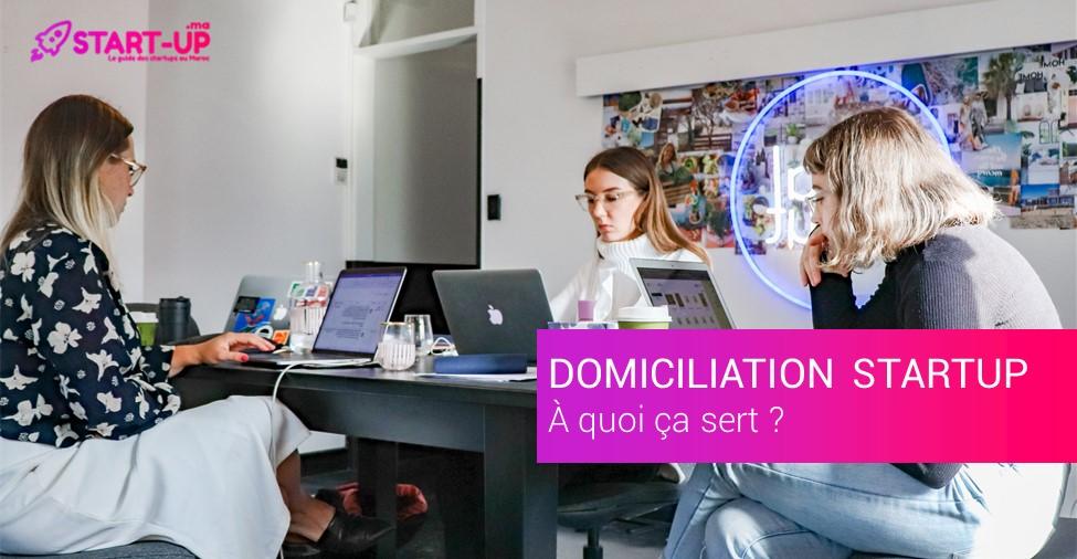 domiciliation Startup
