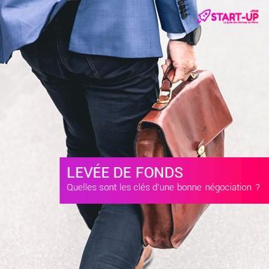 levée de fonds Startup